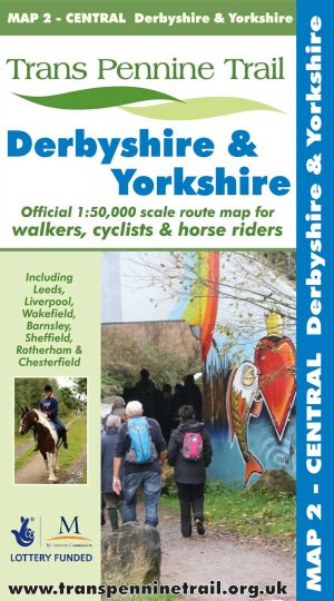 TPT Map 2: Central Derbyshire and Yorkshire