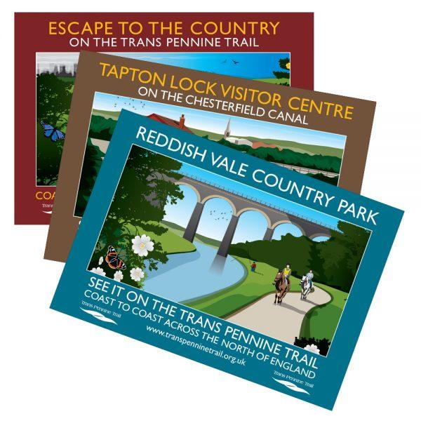 TPT postcards